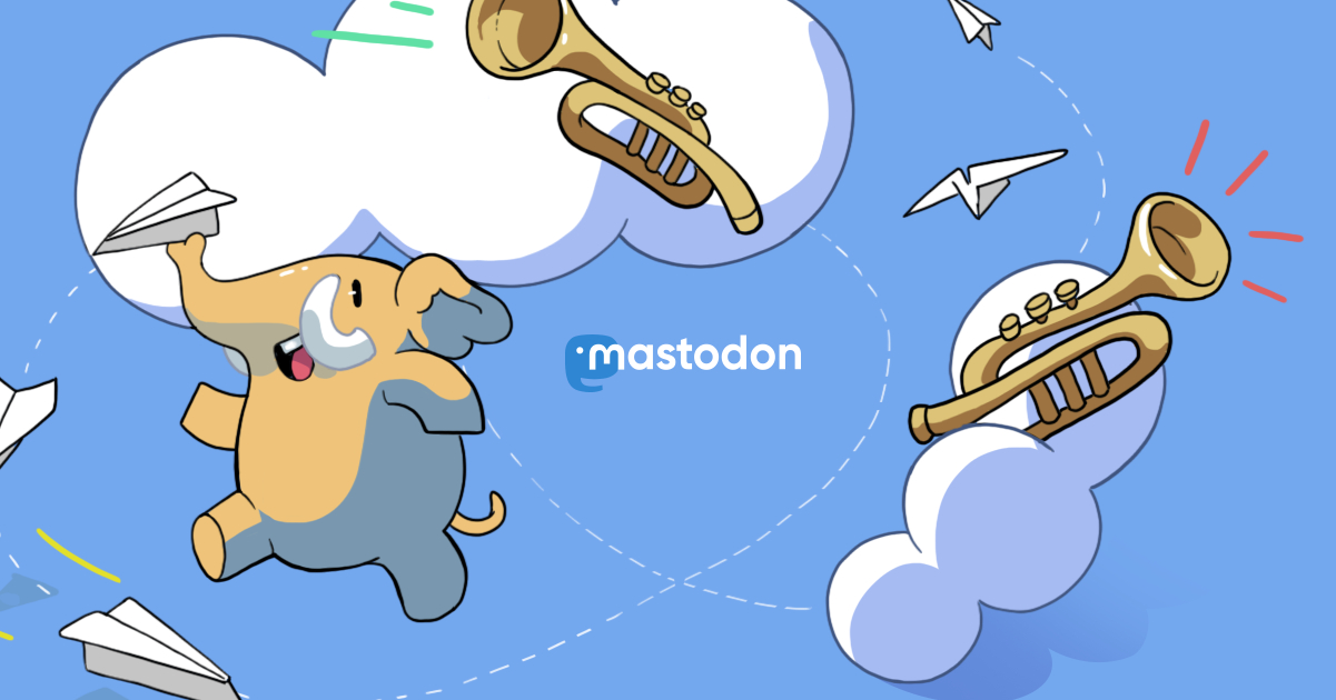 Whitespashe Mastodon